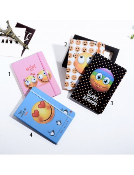 notebook emoji smiley papeterie tahiti fenua shopping