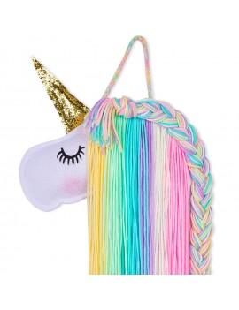 licorne porte accessoires beauté déco rainbow girls unicorn tahiti fenua shopping