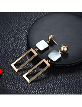 boucles d'oreilles nacre gold beauté accessoires bijoux tahiti fenua shopping