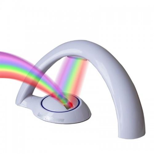 lampe projection rainbow arc en ciel maison déco lumière light tahiti fenua shopping