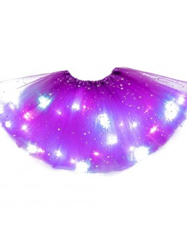 tutu light mauve lumiere fun girl jupe skirt tahiti fenua shopping