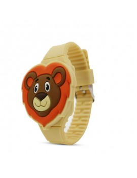montre clapet kids ours bear boy fun watch tahiti fenua shopping