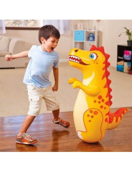 jouet gonflable animal boxing dragon