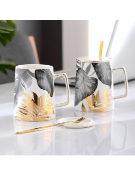 tasse tropic gold tropical mug boisson vaisselle tahiti fenua shopping