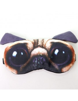masque de nuit chien gel dormir dog sleep paisible animal animaux tahiti fenua shopping