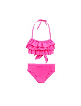 maillot sirène rose mermaid swimwear fille girl pink summer plage beach tahiti fenua shopping