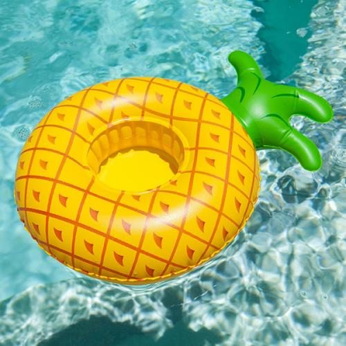 porte gobelet ananas painapo pineapple jaune yellow tropical tropic tahiti fenua shopping