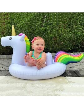 bouée bébé licorne unicorn float pool beach plage baby babies tahiti fenua shopping