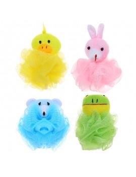 fleur de bain kids canard ourson lapin color douche enfant tahiti fenua shopping