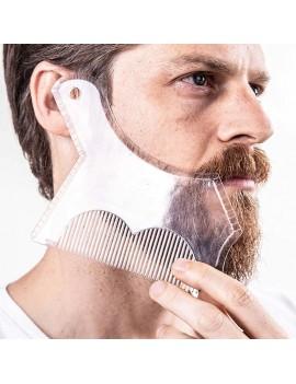 pochoir à barbe couper taillé peigne homme accessoire beauté tahiti fenua shopping