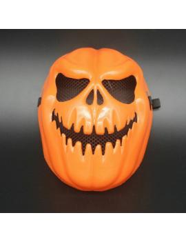 masque pumpkin citrouille party fête halloween orange mask tahiti fenua shopping