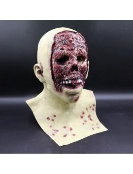 masque monstre sang terrifiant halloween fête mask party tahiti fenua shopping