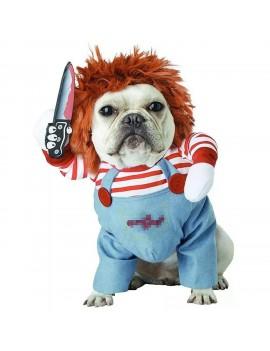 costume chien halloween dog deguisement chucky poupée halloween party fête tahiti fenua shopping