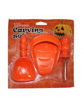 kit gravure citrouille déco halloween tahiti fenua shopping carving