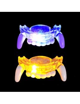 dentier light halloween teeth party fete enfant kids accessoire tahiti fenua shopping