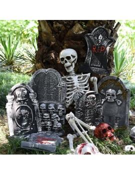 tombe halloween déco party fête mort dead cimetière accessoire tahiti fenua shopping