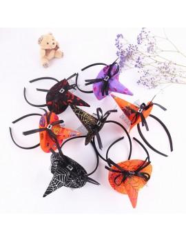 serre tête chapeau sorcière witch hat accessoire halloween party fête tahiti fenua shopping