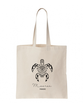sac coton moorea tortue tattoo