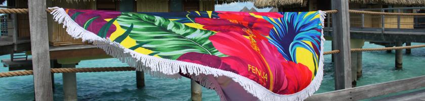 FENUA SHOPPING - les serviettes